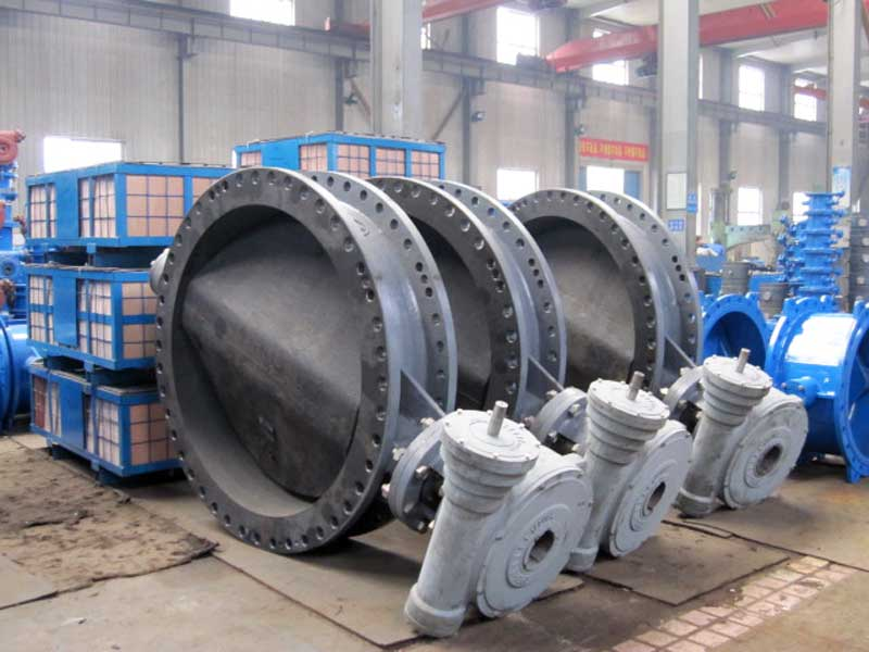 AWWA C504 Rubber Seated Butterfly Valve